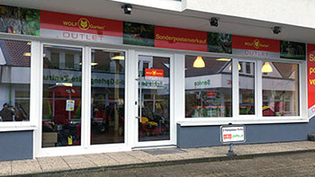 Permalink auf:Neu: Sonderpostenverkauf jetzt auch in Schleiden